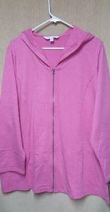 Chadwick's Pink Hoodie